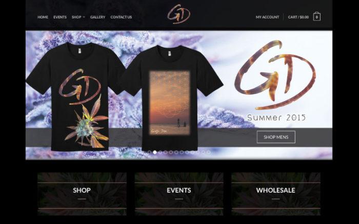 Ganja-Don-Website